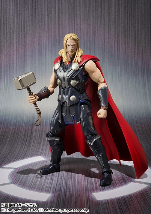 thor son of odin the avengers