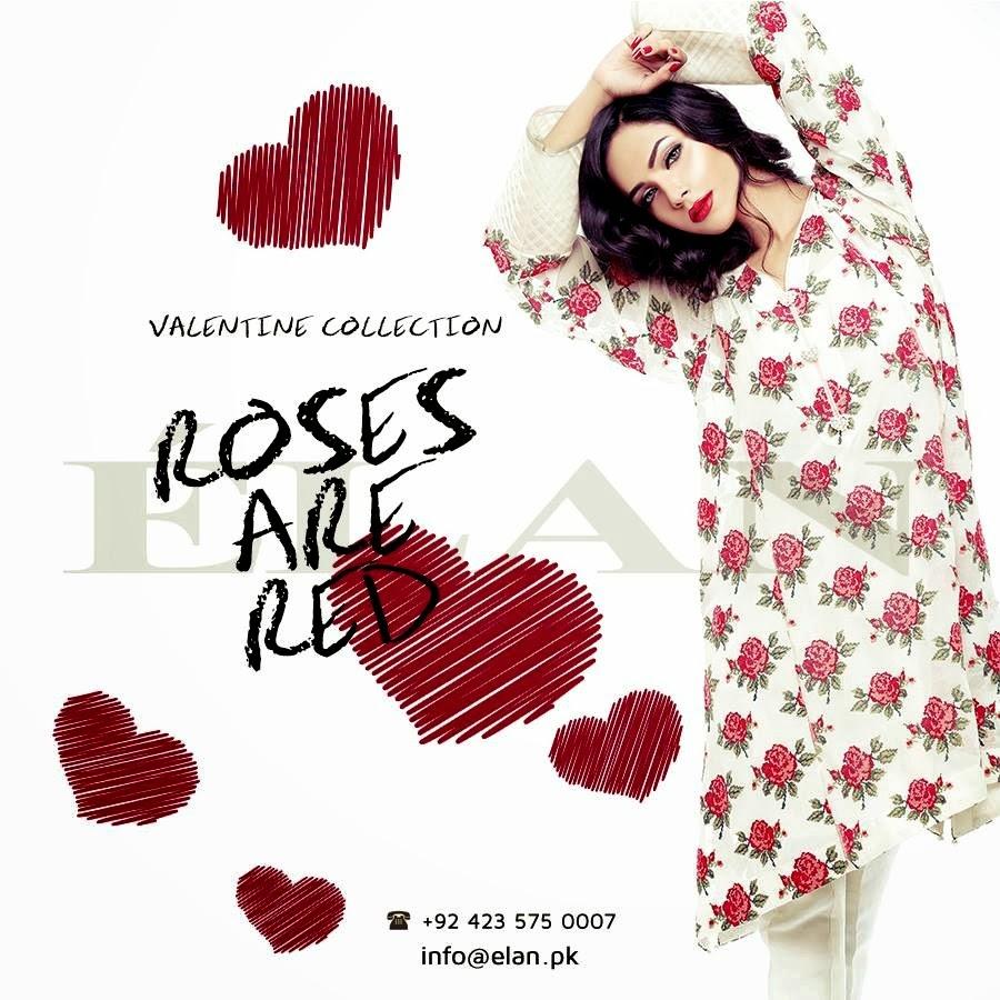 ELANValentinesDresses2014 2015 wwwfashionhuntworldblogspotcom 02 - Valentines Day Dresses 2014-2015 By ELAN