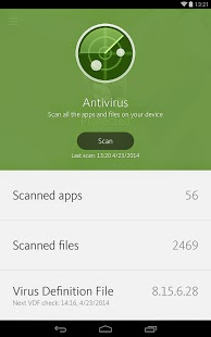 Avira Antivirus Security v.3.8 Apk