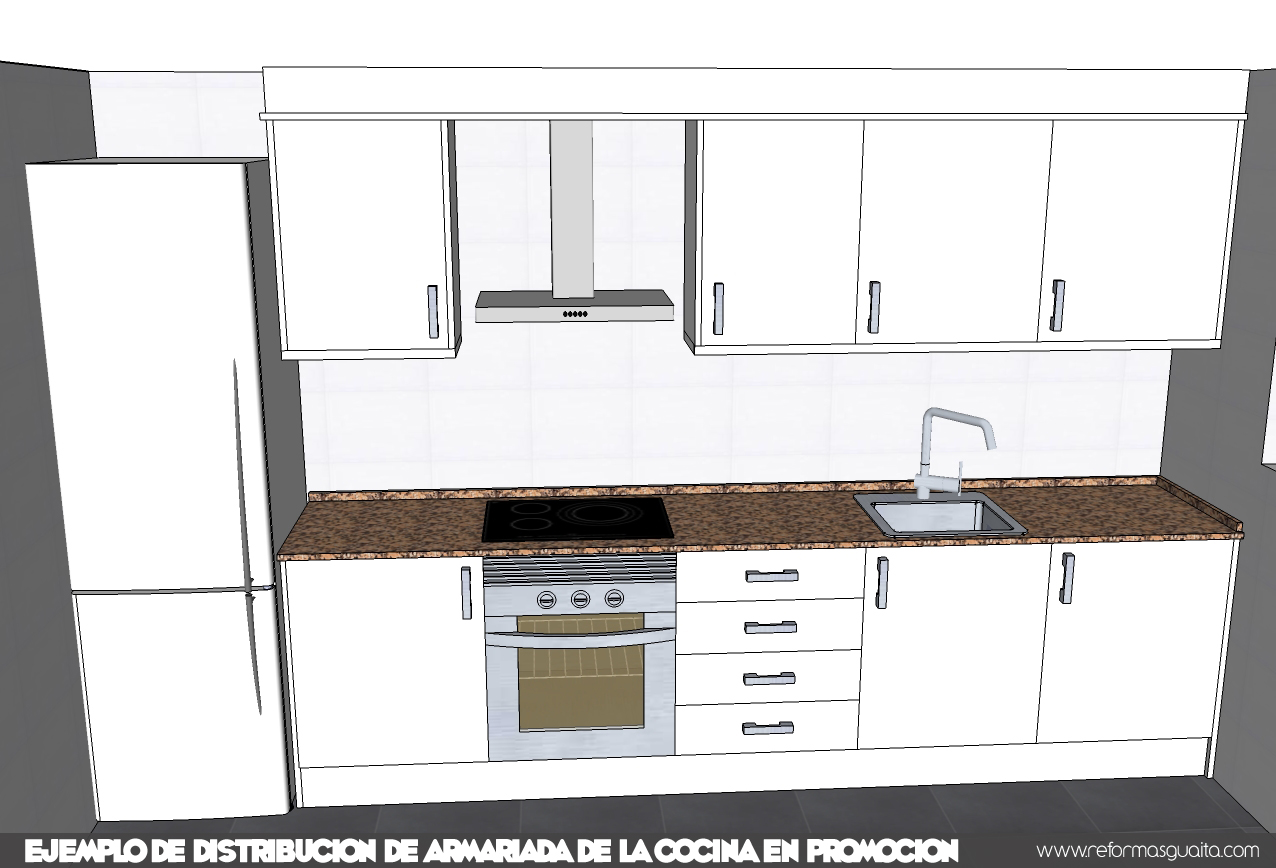 Reforme su cocina completa por reformas guaita for La cocina completa pdf