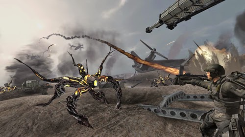 Download Jogo Android Edge of Tomorrow Game Dinheiro Infinito