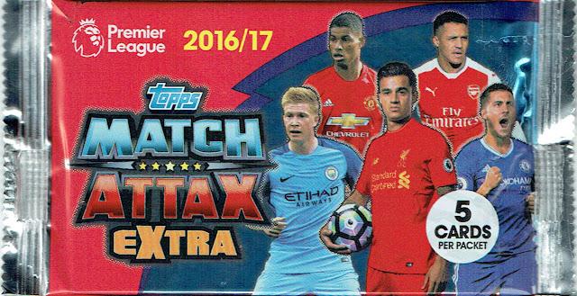 Match Attax Extra 16//17 2017-660 Hattrick-Held Robert Lewandowski