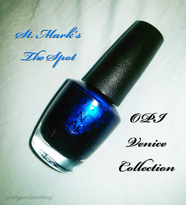 OPI Venice St. Mark's The Spot