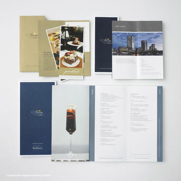 Sample Hotel Brochure