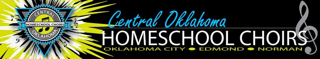 Central Oklahoma Homeschool Choirs
