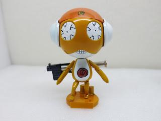 IMG 3995 約瑟夫模型 - Keroro 軍曹 - K 隆星人大集合 模型教學