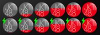 Icon dan logo unik baterai Android JKT48