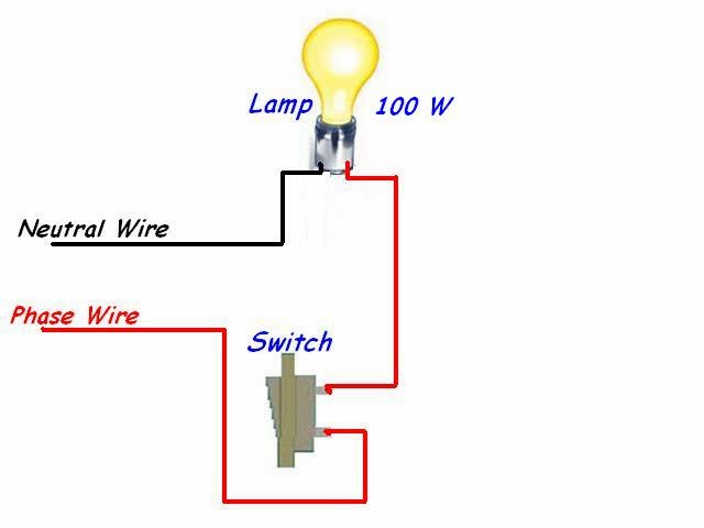 1 Way Light Switch Nilzanet – 1 Way Light Switch Wiring Diagram