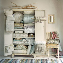 Shabby chic on a budget