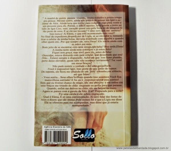 Resenha, livro, Uma Chance a Mais, Ângela Aguiar, Contracapa, romance