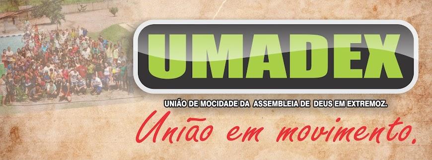 UMADEX - União da Mocidade da AD de Extremoz-RN