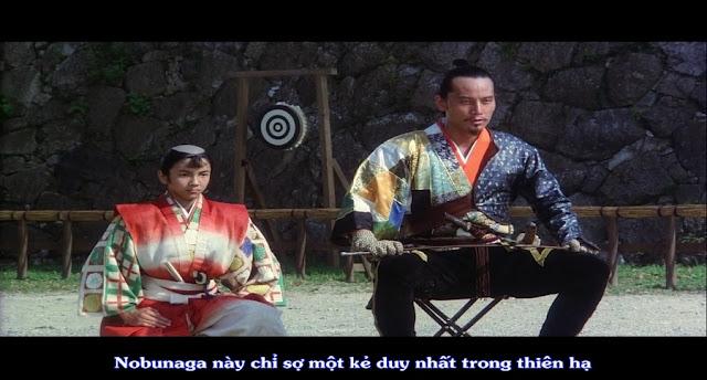 Một cảnh trong phim Kagemusha