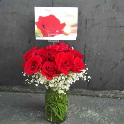 mawar merah dijakarta