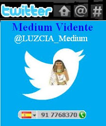 Mi Twitter LUZCIA Medium Vidente