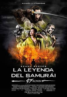Ver Película  La Leyenda del Samurái (47 Ronin)  Online Gratis  (2013)