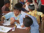 KUNJUNGAN MAHASISWA IPB KE PESANTREN HIDAYATUL ANWAR