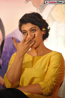 Bollywood Actress Kajol at Mighty Raju Rio Calling Promotion  0009