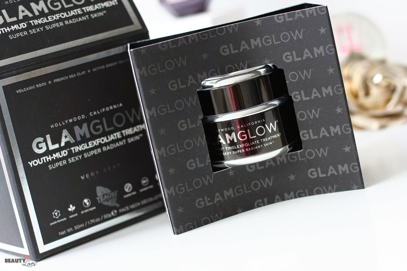 how to use glamglow mud mask