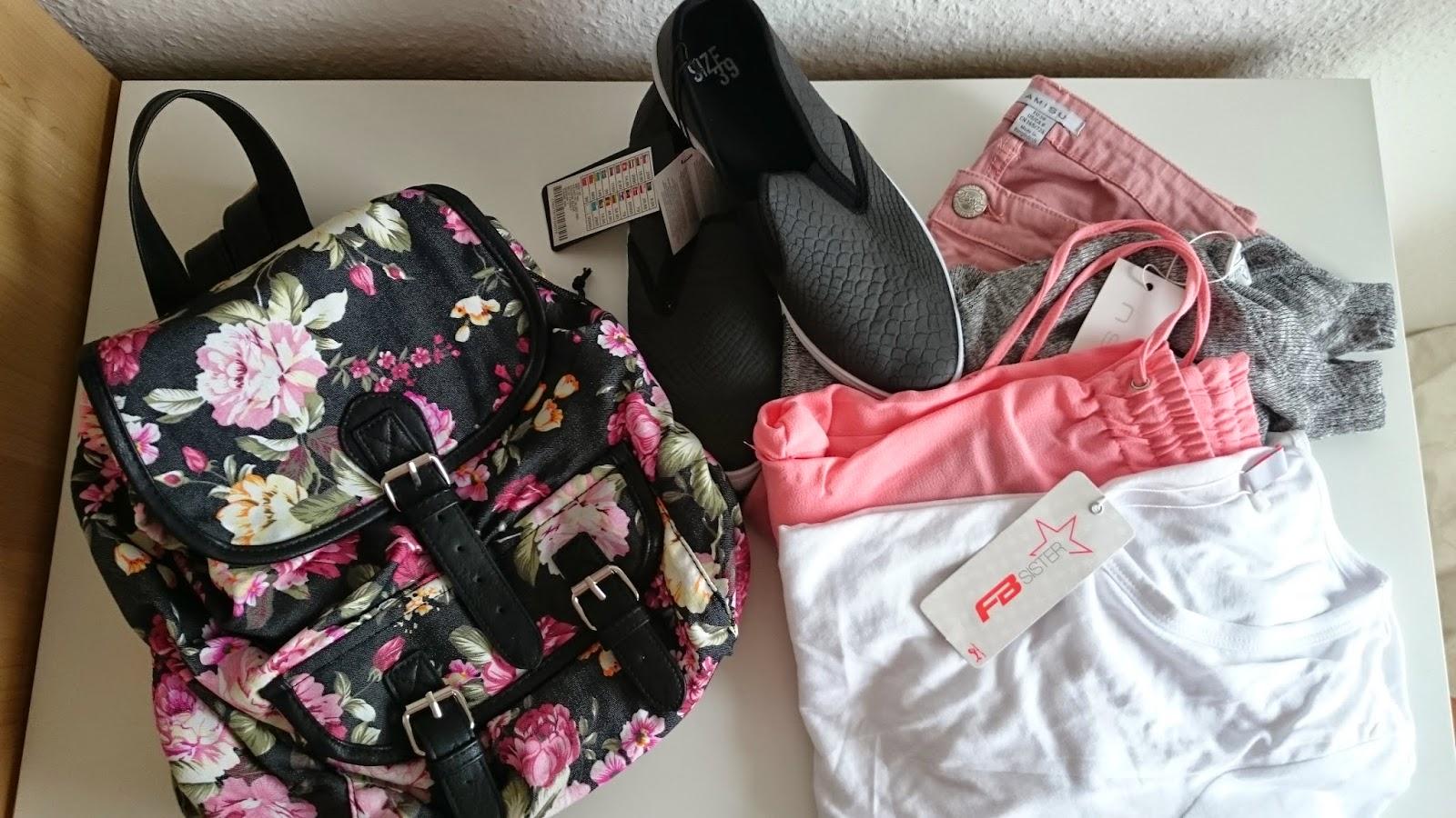 new yorker rucksack