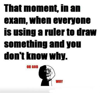 funny moment in exam