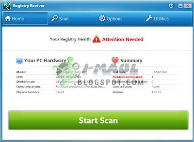 Dowload Registry Reviver Terbaru 2015