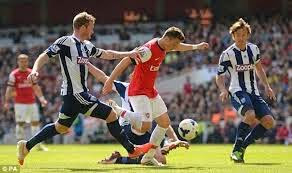 Arsenal vs West Bromwich Albion Live Stream Free