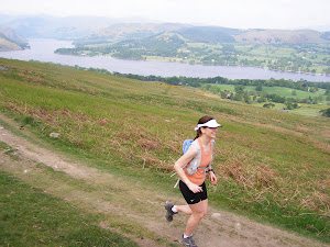 Lake District - above Ullswater