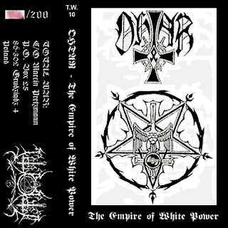 Ohtar - The Empire Of White Power [Demo] (1997)