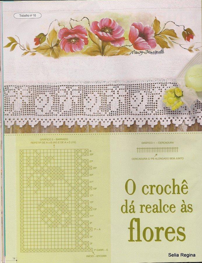 Barra Do De Croche