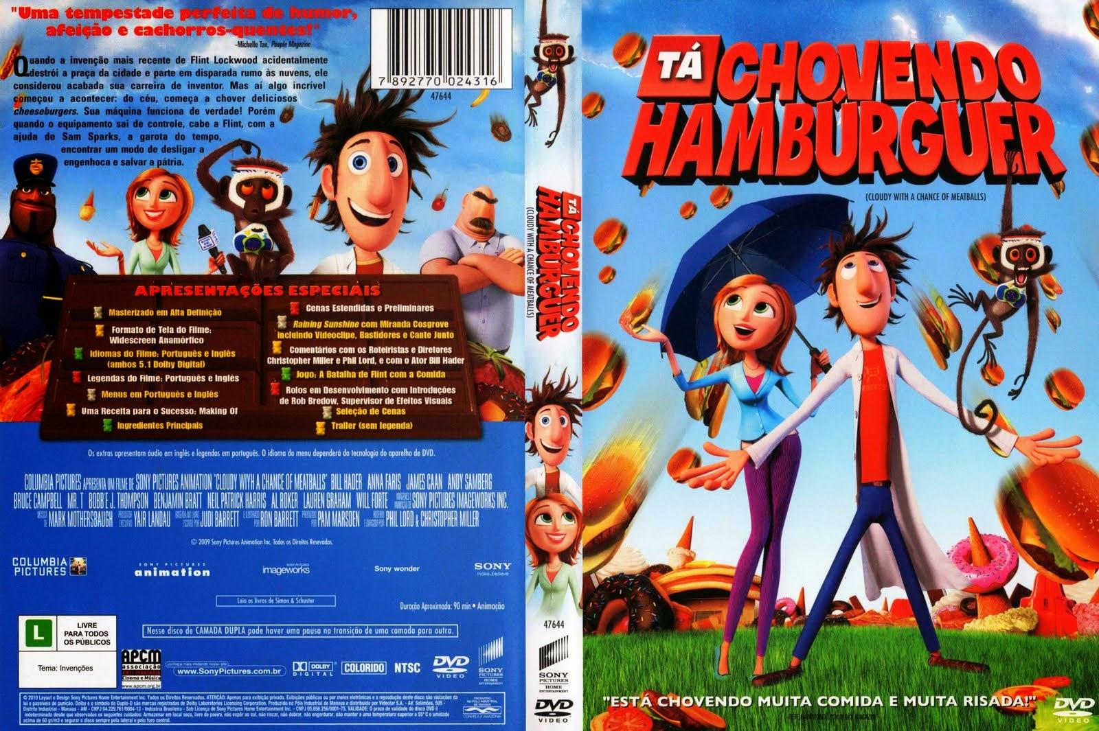 Filme Ta Chovendo Hamburguer Dublado Completo inside maio 2014 | gigante das capas