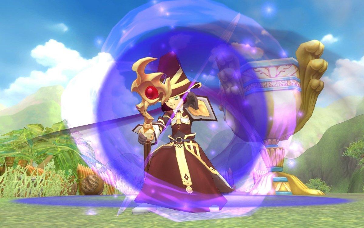 Eden Eternal Magician POINT BLANK ONLINE GAM...