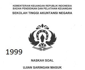 soal stan 1999