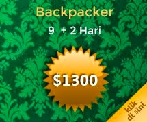 Paket Umroh Backpacker 9 + 2