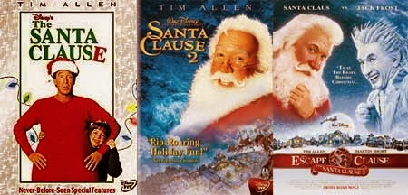 Great Fun Etc Christmas Movie Nights The Santa Clause