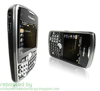 Harga BlackBerry Curve 8330 Hp Terbaru 2012