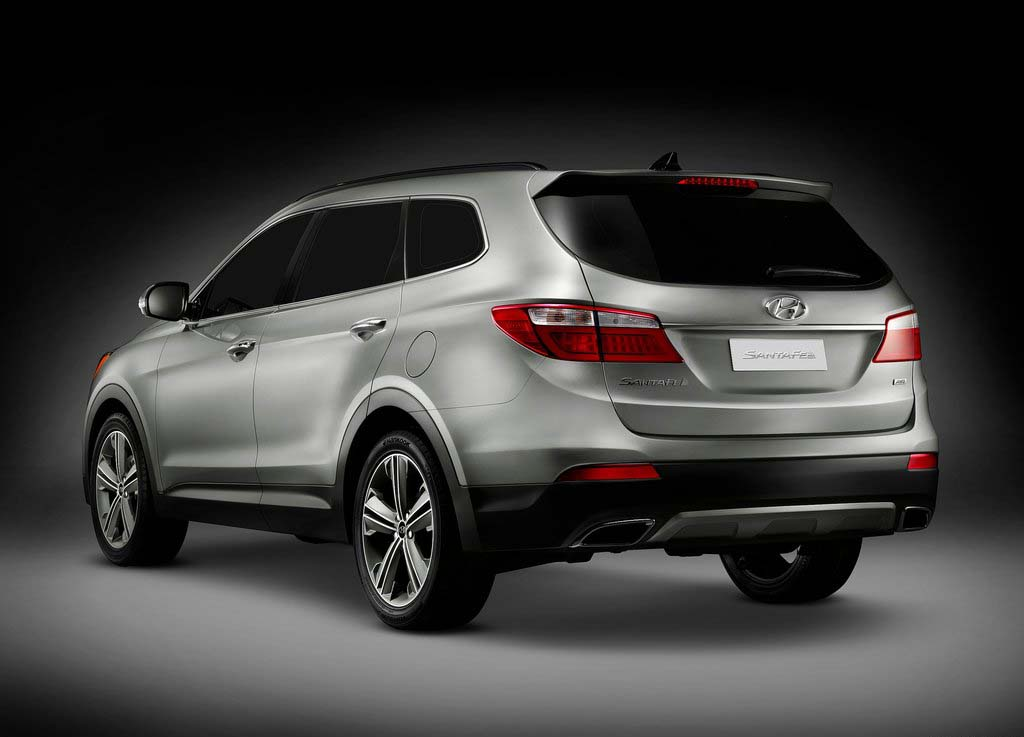 2013 Hyundai Santa Fe Review And Pictures Car Review Specification And Pictures