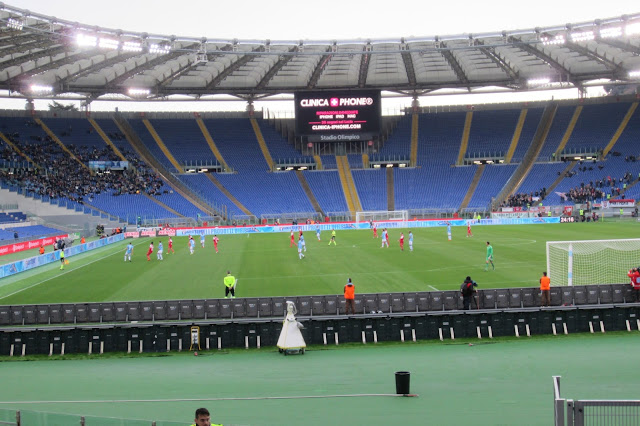 lazio football game