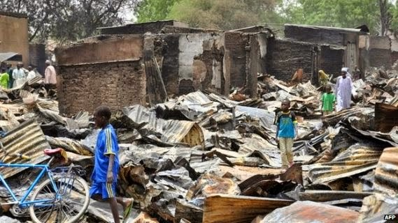 Boko Haram Kills 9, Takes Over Borno Villages and Hoists Flag