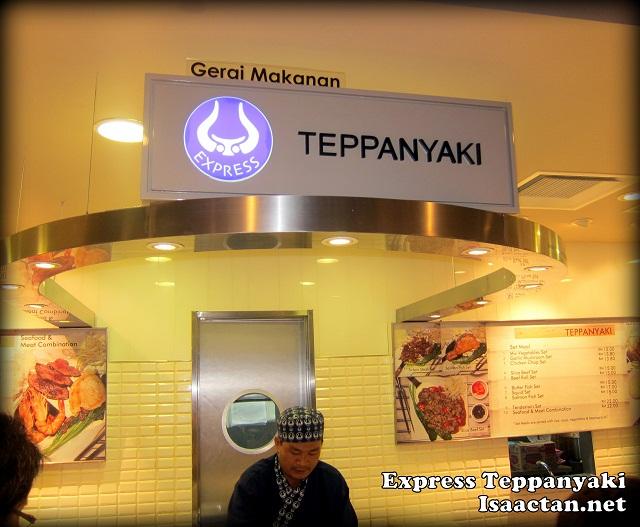 Express Teppanyaki Food Republic 1Utama