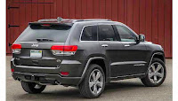 2016 Jeep Grand Cherokee Changes