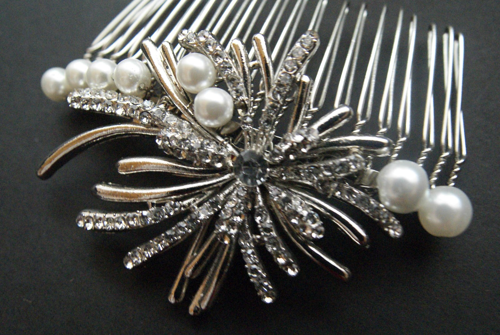 Handmade Bridal And Wedding Jewelry By Vintage Touch