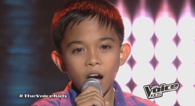 Jimboy Garcia The Voice Kids