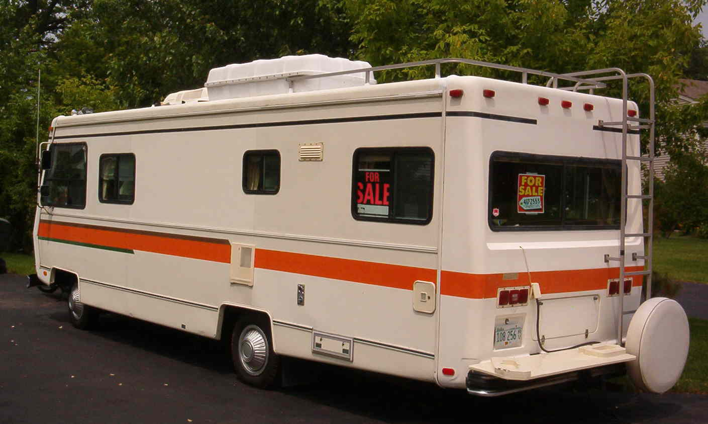 Georgie boy swinger motorhome information