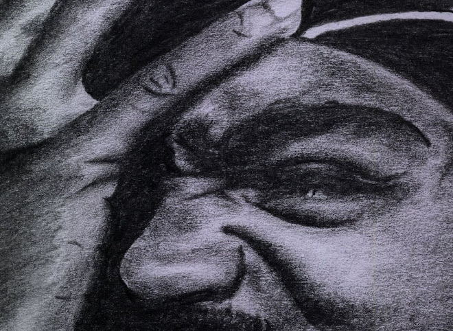 Method Man, pencil