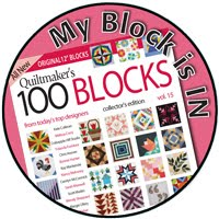 Quiltmaker's 100 Blocks, Vol. 15