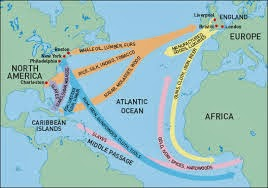 The Middle Passage and the Atlantic Slave Trade | Sophie von ...