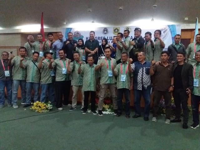 Junsam Resmi Terpilih Jadi Ketua PSSI Askab Bogor