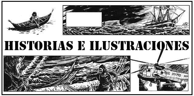 historias e ilustraciones