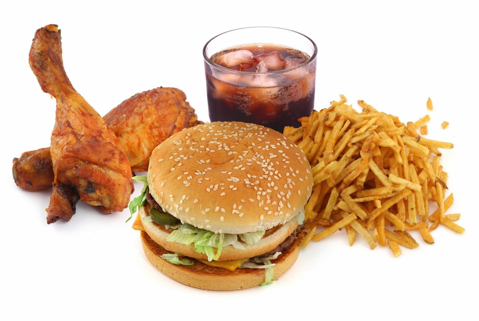 10 Makanan Cepat Saji Tidak SEHAT (bagian 1)