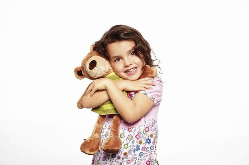 Hugging Stuffed Toys